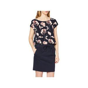 Only Damen Rock Onlpoptrash Easy Skirt Mini kurz Sommer blau NEU