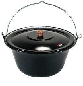 Grillplanet® Gulaschkessel 10 Liter und Deckel