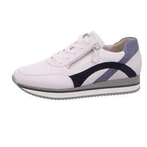 Gabor Sneaker  Größe 7, Farbe: w./nautic/bluet