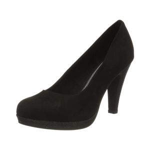 MARCO TOZZI Damen-Pumps Schwarz, Farbe:schwarz, EU Größe:41