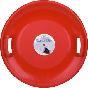 Kinder Gleitschüssel Snow Disc Rot, Größe:60