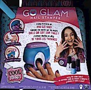 Spin Master International CLM Go Glam Nails Studio