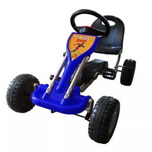 Mllaid Pedal-Gokart Blau