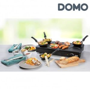 Domo DO8712W, 1000 W, 520 mm, 280 mm, 82 mm, 2,4 kg, 558 mm