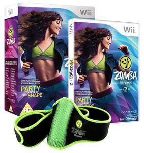 Zumba Fitness 2  Wii  UK englisch