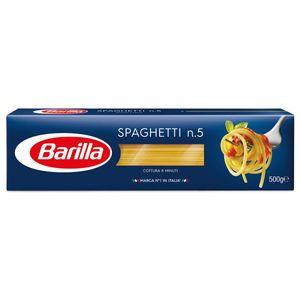 Barilla Spaghetti Nummer 5 Pasta aus Hartweizen 500g 3er Pack