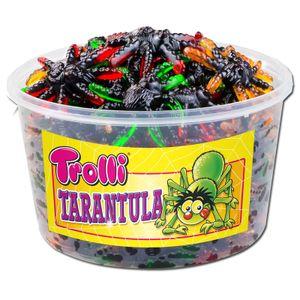 Trolli Tarantula extra weiche Fruchtgummi Spinnen 6 Sorten, 975g