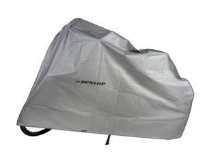 FAHRRADABDECKUNG Dunlop 210x110cm Fahrrad Garage Schutzhülle Fahrradplane Hülle Abdeckung 82