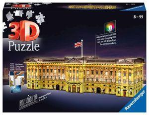 Buckingham Palace bei Nacht Ravensburger 12529