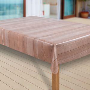 Wachstuch-Tischdecke Wachstischdecke Tischwäsche Abwaschbar Wachstuchdecke |78|, Muster:Holz Optik, Größe:80x80 cm