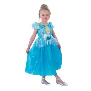 Disney Kinder Kostüm Prinzessin Cinderella Storytime Gr.L