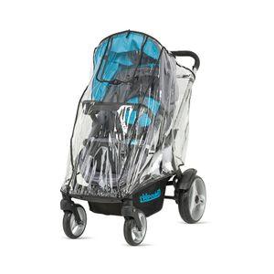 Chipolino Universal Regenschutz Kinderwagen, Buggy für alle Einsitzer