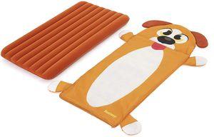 Bestway®  Adventurchasers™ Schlafset  für Kinder, Welpe, 158 x 66 cm