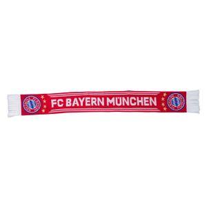 FC BAYERN MÜNCHEN Schal Home FC Bayern rot -