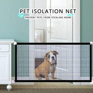 Haustier Isolationsnetz Schutznetz Trennnetz Für Baby, Hunde, Katzen Türschutzgitter Schutzgitter 180*72cm