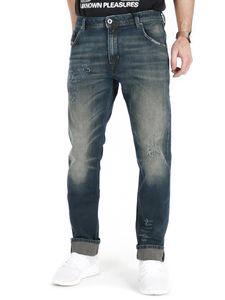Diesel - Regular Carrot Fit Jeans - Krayver R48XU, Größe:W32, Schrittlänge:L32