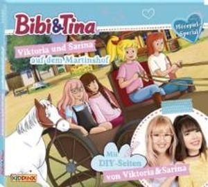 Bibi und Tina - Viktoria und Sarina auf dem Martinshof