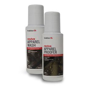 Wartungskit Trakker revive apparel wash & protect