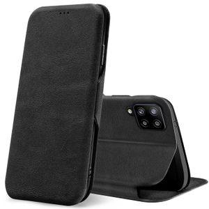 Handy Tasche für Samsung Galaxy A12 / M12 Hülle Schutzhülle Book Case Etui Flip Cover