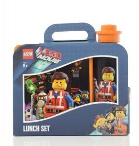 Lego Movie Lunch Set schwarz