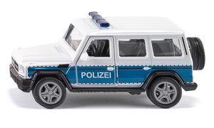 SIKU Mercedes AMG G65 Bundespolizei Passend zum Sammeln und Spielen