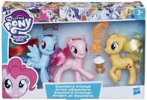 Hasbro E0170- My Liltle Pony- FIM Figuren, Equestria Freunde