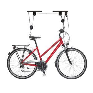 relaxdays Fahrradlift für die Decke