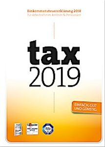 tax 2019, 1 CD-ROM
