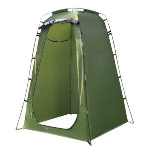 Camping Zelt für Dusche 6FT Privacy Umkleidekabine für Camping Biking Toilette Dusche Strand  120 * 120 * 180 cm