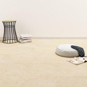 anlund PVC Laminat Dielen Selbstklebend 5,11 m² Beige