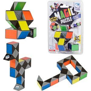 Clown Magic Puzzle Multicolour