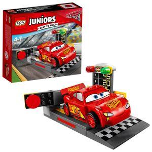 LEGO® Juniors Lightning McQueens Beschleunigungsrampe 10730
