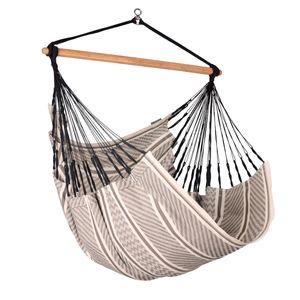 Habana Zebra - Hängestuhl Comfort aus Baumwolle