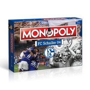 Monopoly FC Schalke 04 S04 Brettspiel Gesellschaftsspiel Fußball Spiel