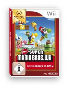 New Super Mario Bros. - Wii Selects