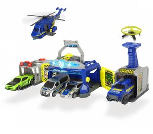 Dickie Toys SOS Ultimate Police Headquarter, Polizeistation 203719011