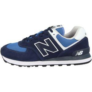 New Balance Sneaker low blau 44