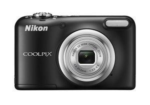 Nikon COOLPIX A10, 16,1 MP, 4608 x 3456 Pixel, 1/2.3 Zoll, CCD, 5x, Schwarz