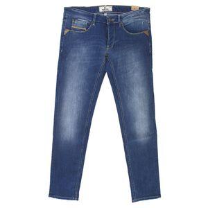 17886 Gang, Nico,  Herren Jeans Hose, Stretchdenim, blue used, W 38 L 32