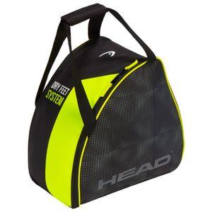 Head Boot Bag Skischuh Tasche schwarz gelb