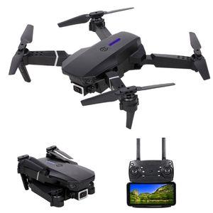 LS-E525 RC-Drohne mit Kamera 4K-Kamera WiFi-FPV-Drohne Headless-Modus Höhe Halte Geste Foto Video Track Track 3D Filp RC Qudcopter