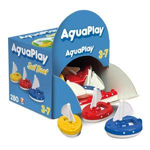 Aquaplay Segelboot Disp. 18 pcs., 8700000280