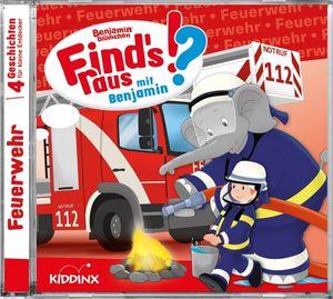Benjamin Blümchen - Finds raus mit Benjamin - Compactdisc