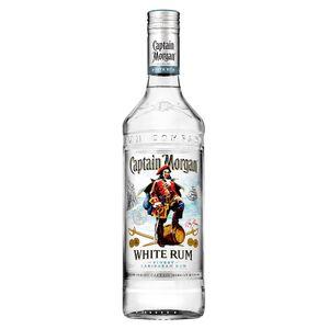Captain Morgan White Rum Finest Caribbean White Rum Karibik | 37,5 % vol | 0,7 l