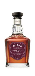 Jack Daniel's Single Barrel Rye Tennessee Rye Whiskey | 45 % vol | 0,7 l