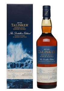 Talisker Distillers Edition 2010-2020 Skye Single Malt Scotch Whisky 0,7l, alc. 45,8 Vol.-%