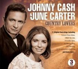 Cash,Johnny & Carter,June-Country Lovers