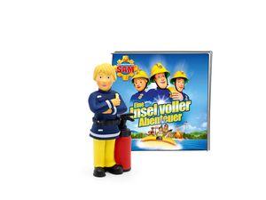 Tonies Hörfigur 10000524 - Feuerwehrmann Sam - Eine Insel voller Abenteuer