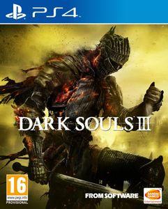 BANDAI NAMCO Entertainment Dark Souls III, PlayStation 4, M (Reif)