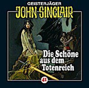 Sinclair,John Folge 41-Die Schöne aus dem Totenrei